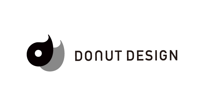 DONUT DESIGN ロゴ